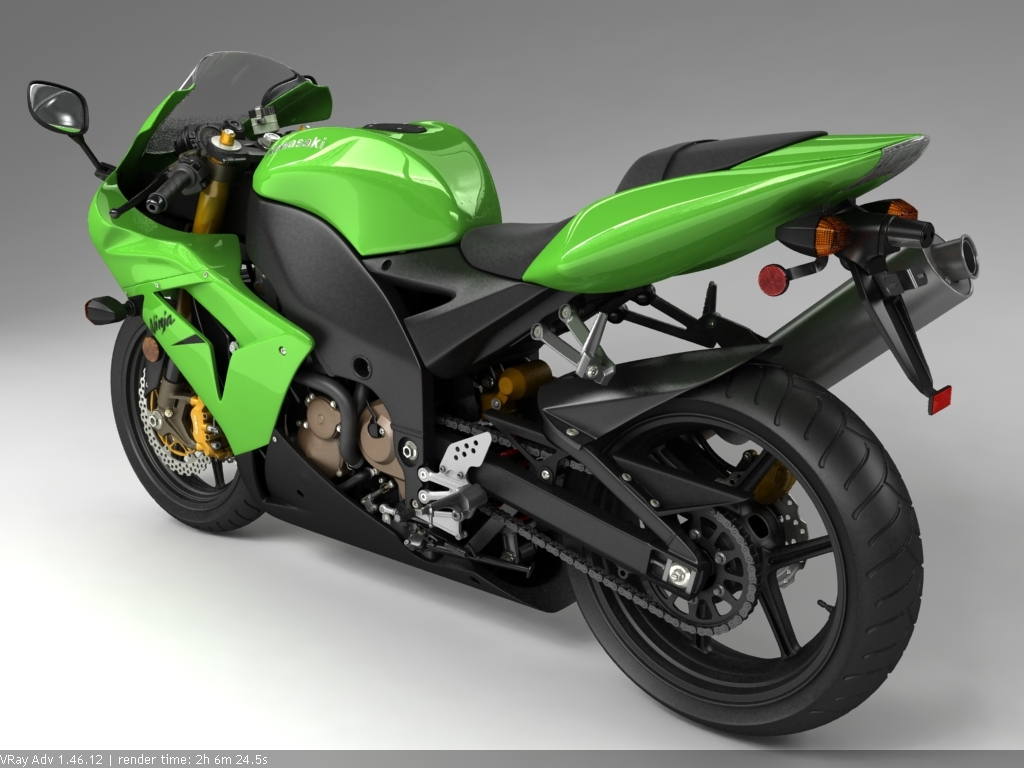 2005 Kawasaki Ninja ZX-10 R: pics, specs and information