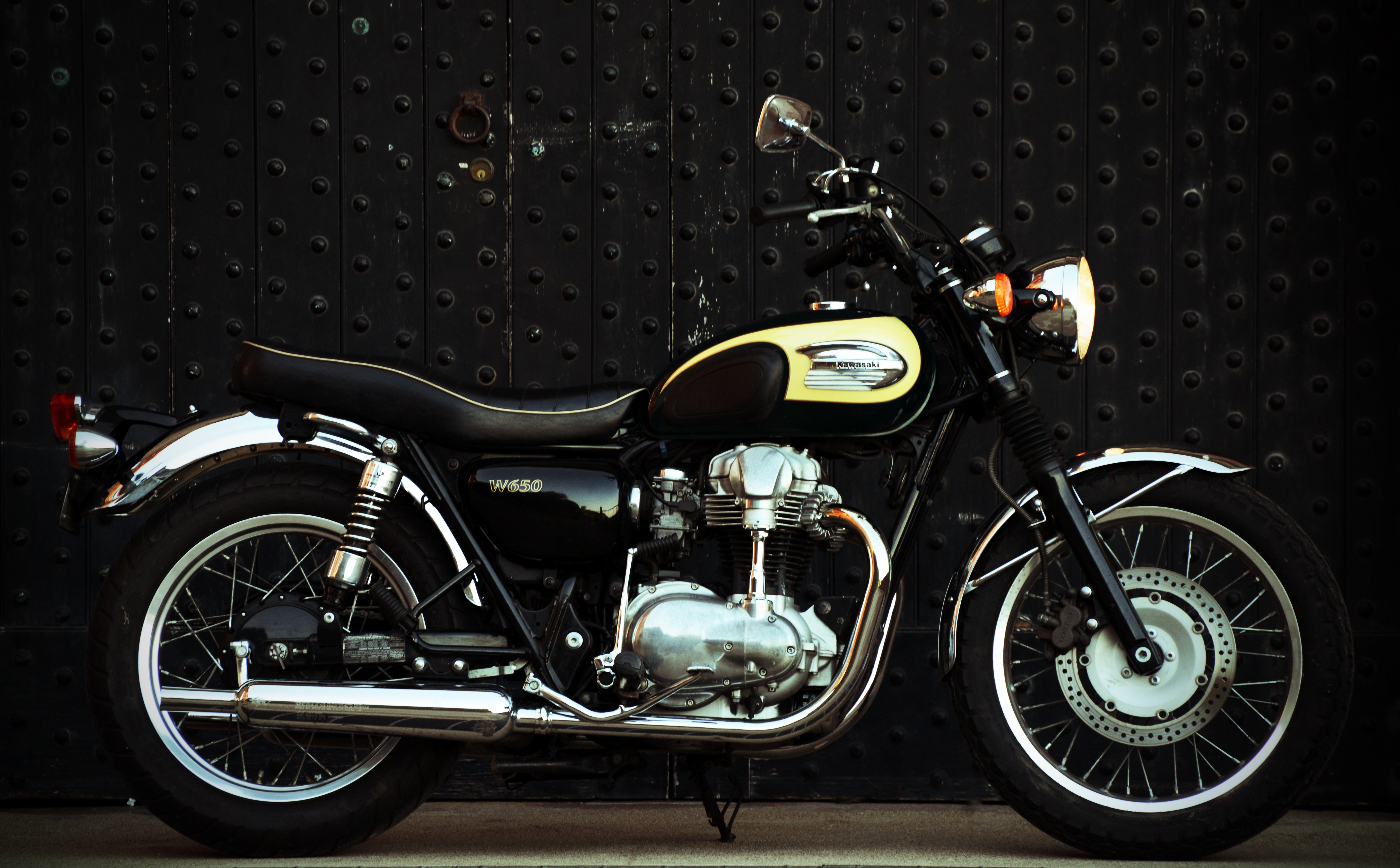Kawasaki W 650 1999 wallpapers #134639