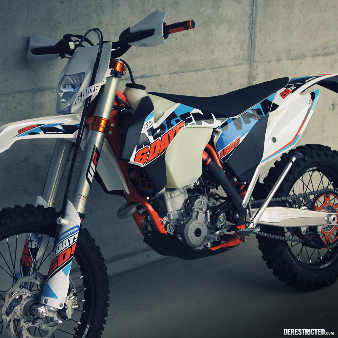 KTM 250 EXC-F SixDays wallpapers #161315