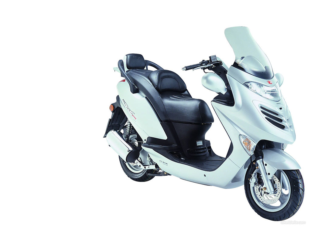 Kymco Hipster 150 2006 images #101860