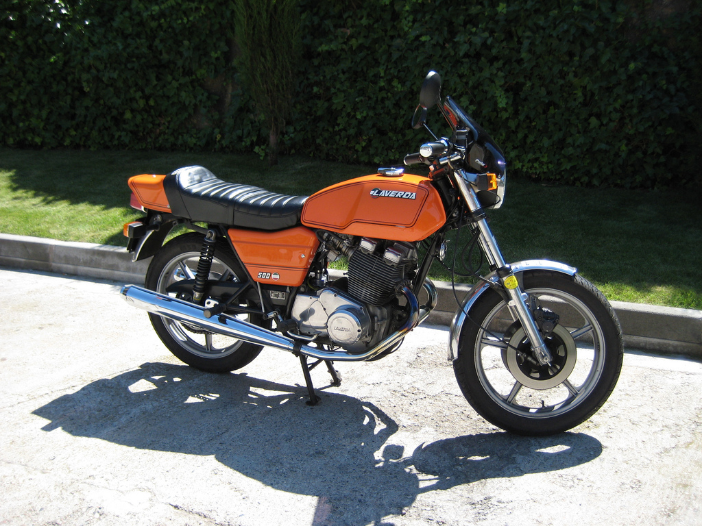 Laverda 500 wallpapers #145847