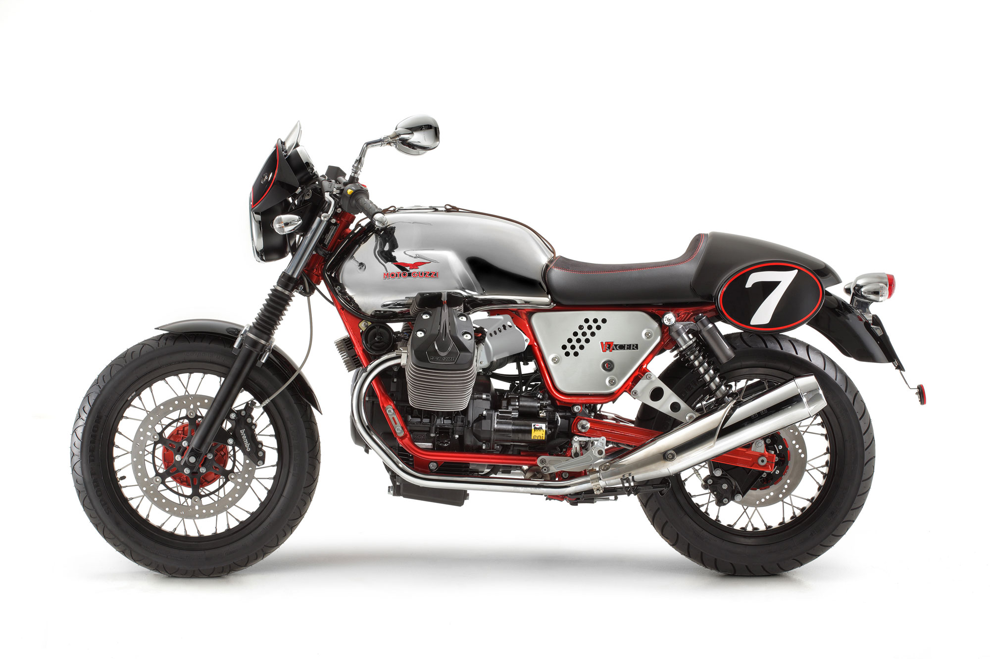 Moto Guzzi V7 Racer 2013 wallpapers #139598