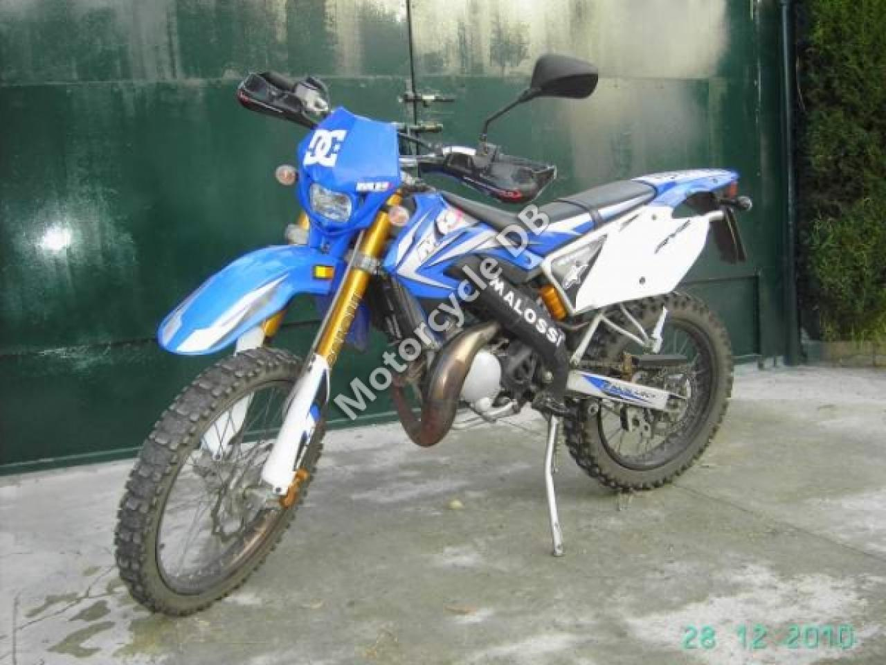 Motorhispania Ryz 50 Urban Bike 2007 images #112416