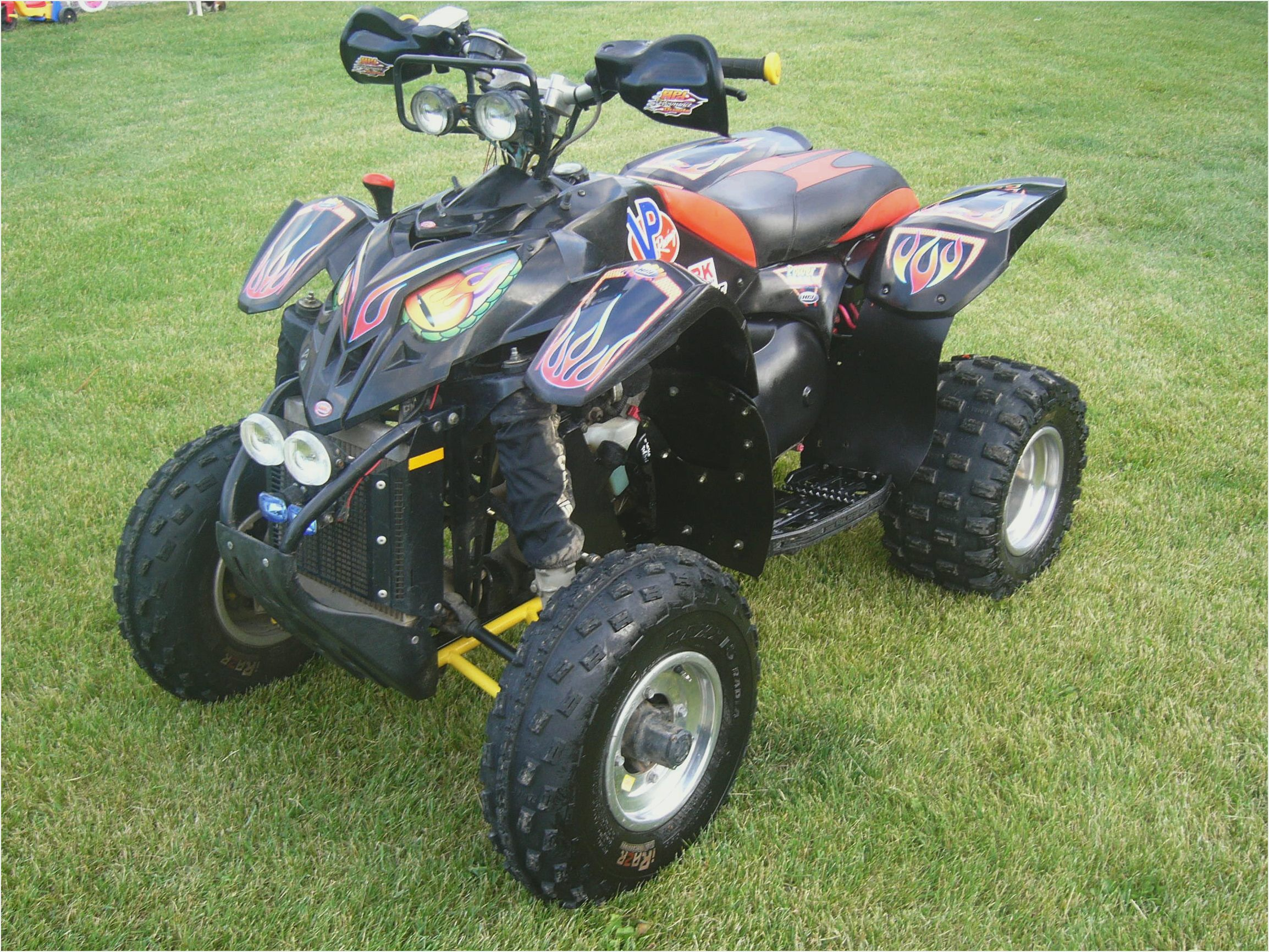Polaris Scrambler 500 2008 images #121293