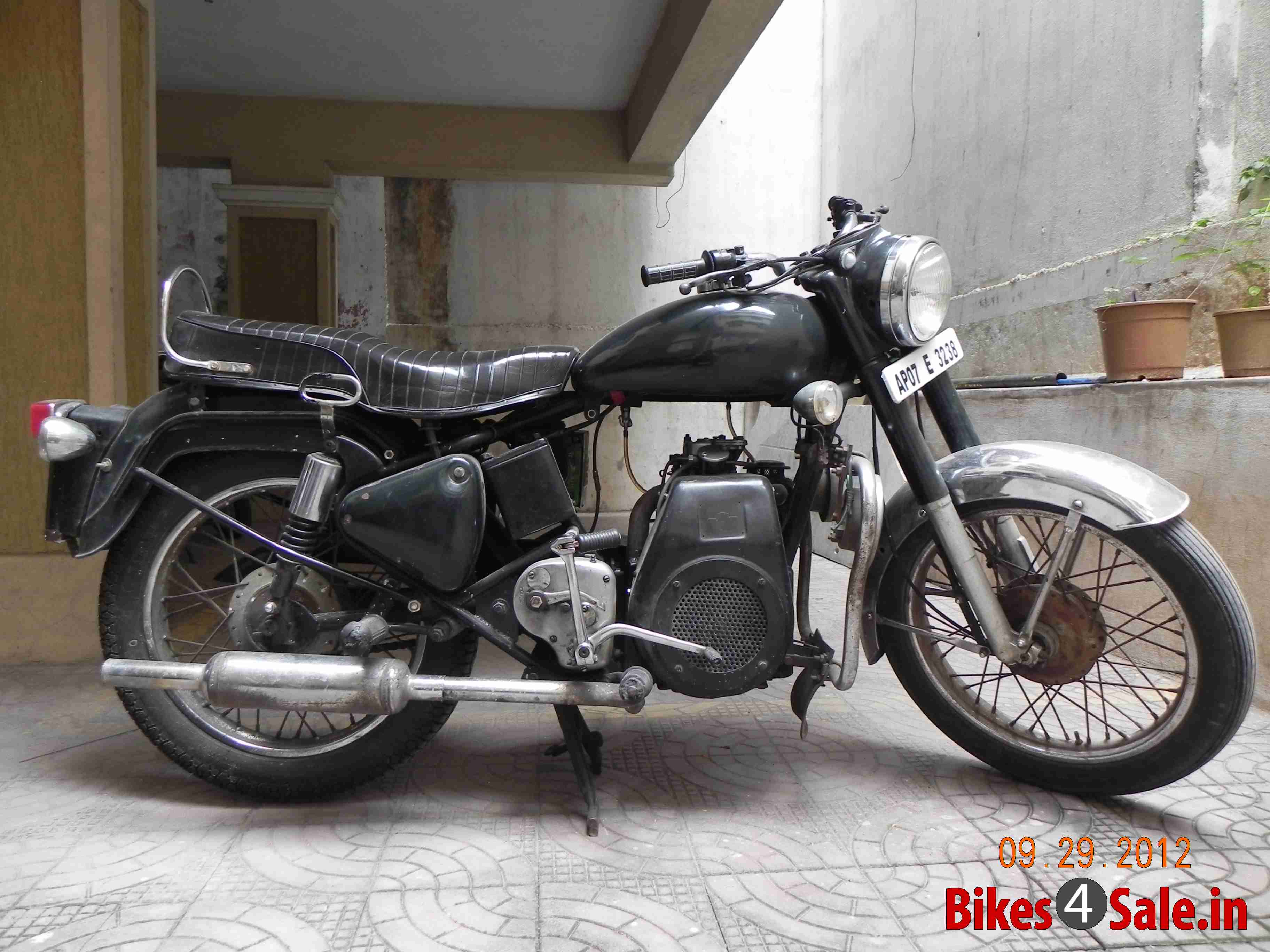 Royal Enfield Diesel 1997 images #122868
