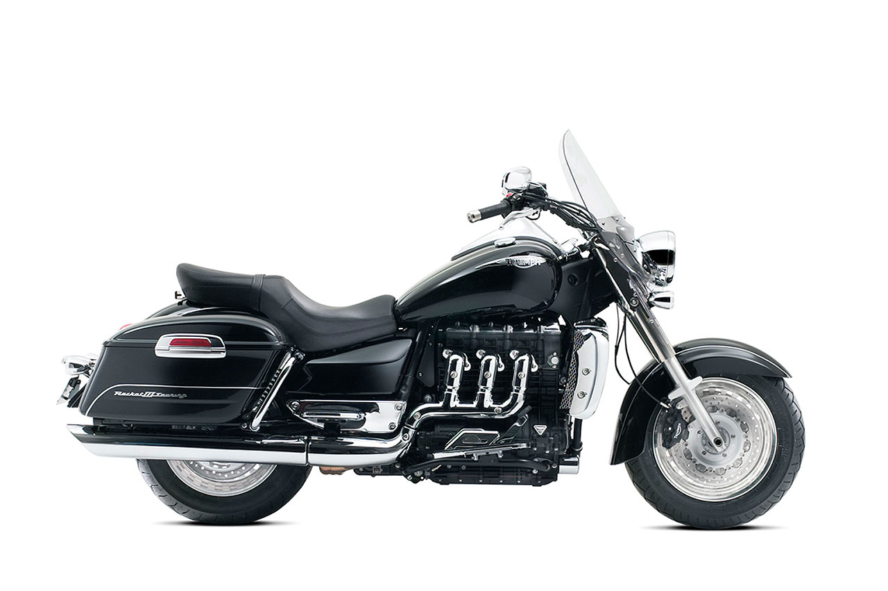 Triumph Rocket III Touring 2012 images #126938