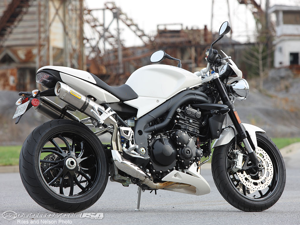 Triumph Speed Triple 1050 2007 images #125845