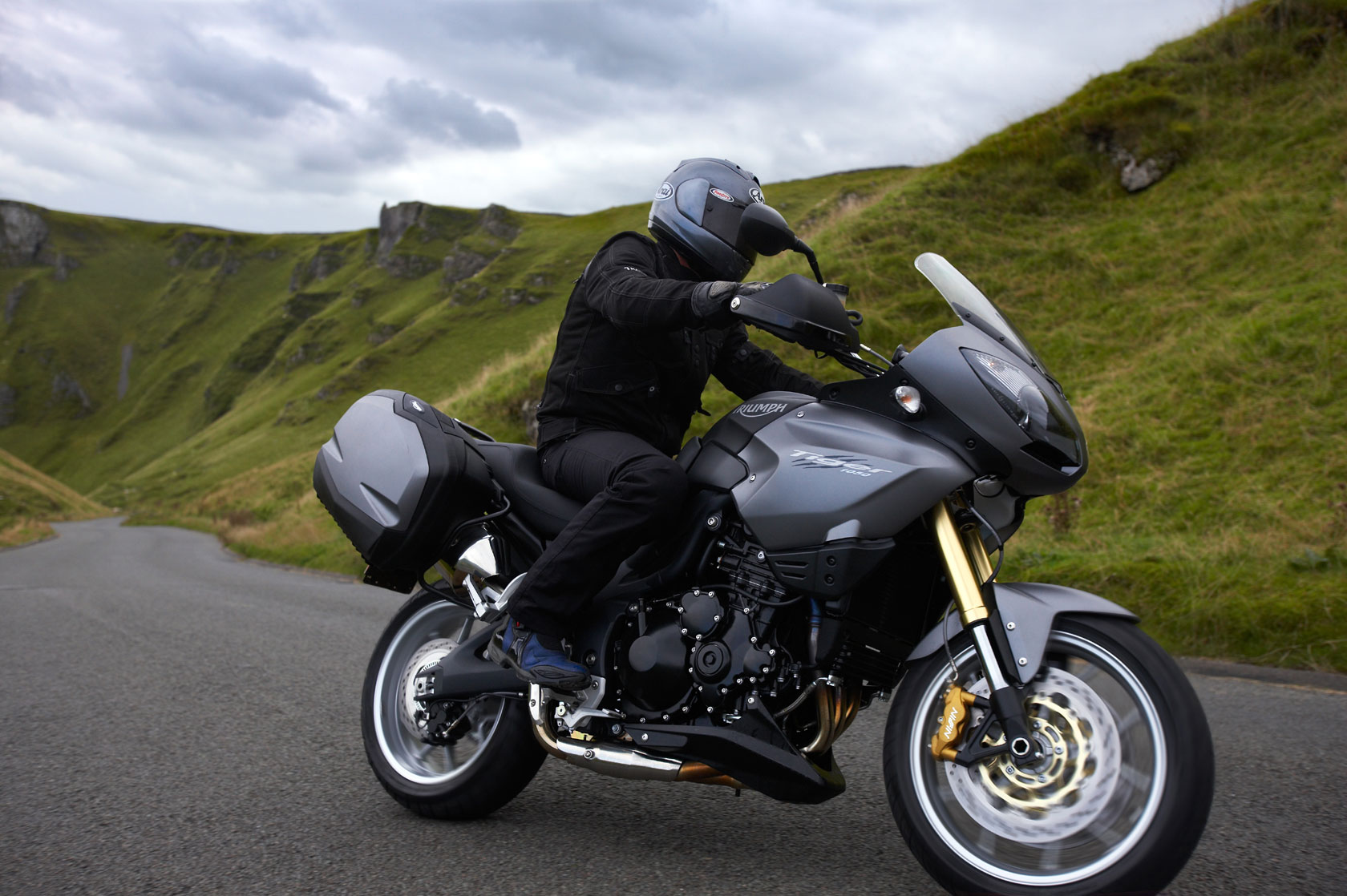 Triumph Tiger Special Edition 2010 images #126640