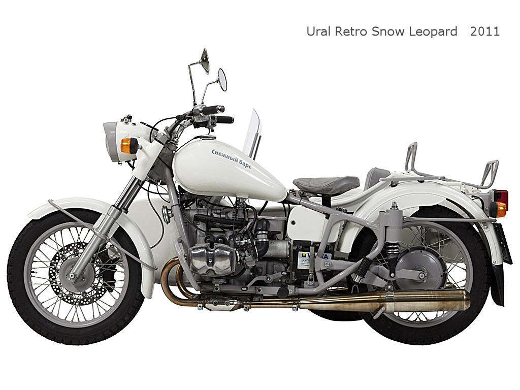 Ural Snow Leopard Limited Edition 2011 wallpapers #129280