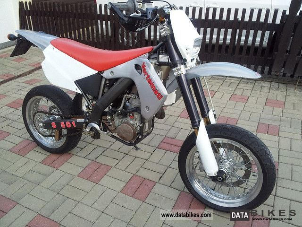 Vertemati E 501 Enduro wallpapers #132264