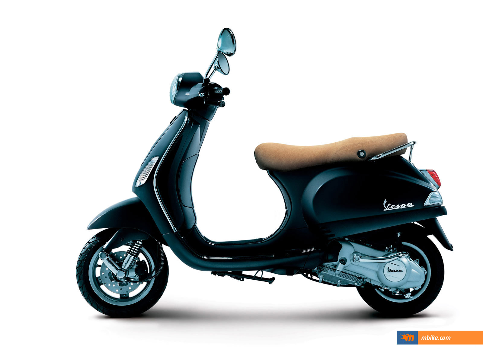 Vespa LXV 125 2007 wallpapers #129580