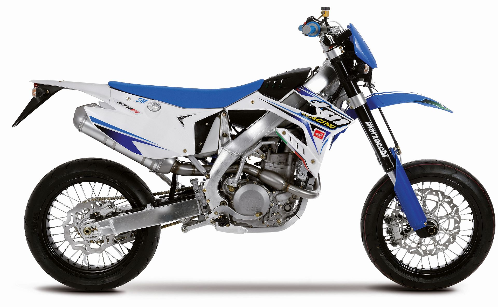 VOR SM-E 450 Supermotard 2007 wallpapers #132364