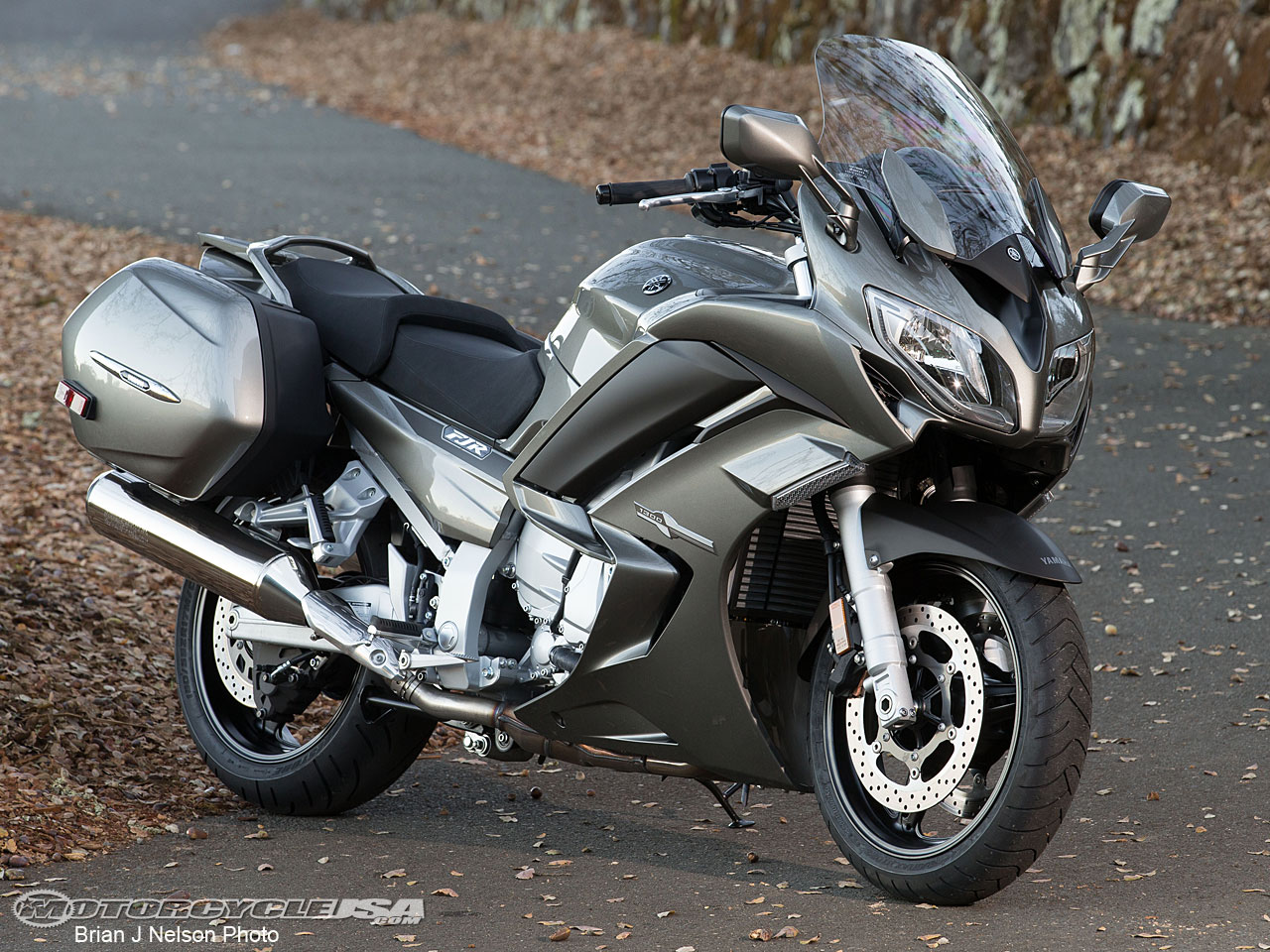 Yamaha FJR 1300 AS 2013 pics #58580