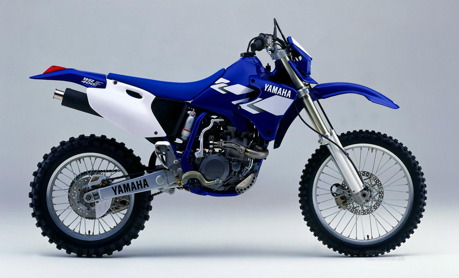 Yamaha   Stroke Dirt Bike Specs