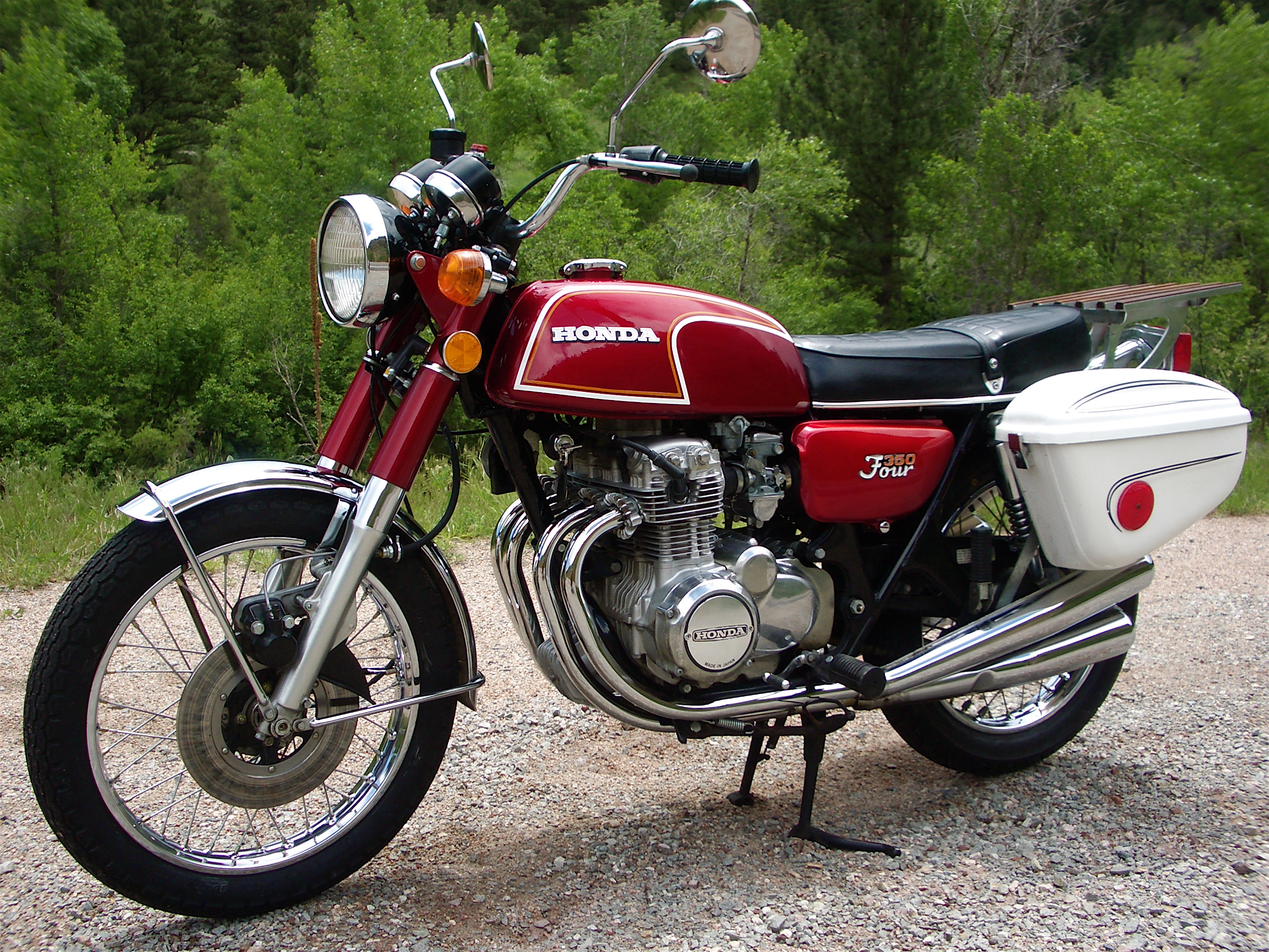 Benelli 350 RS 1979 images #75877