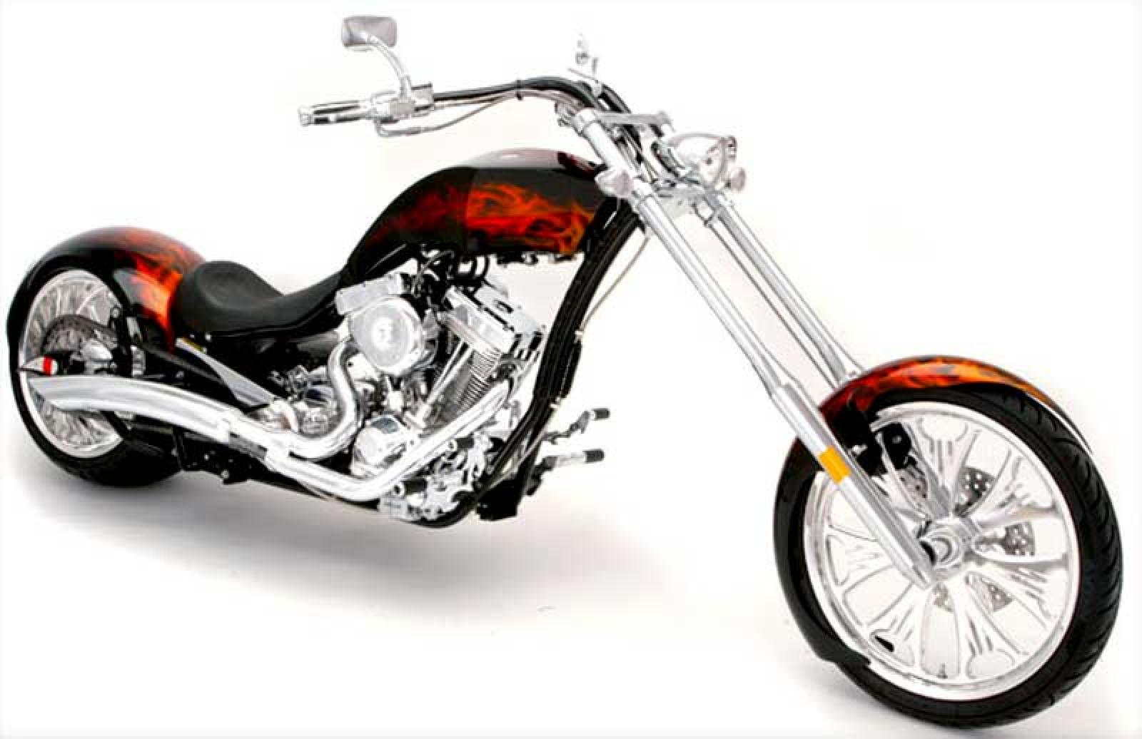 Big Bear Choppers Venom 100 EFI 2009 wallpapers #136519