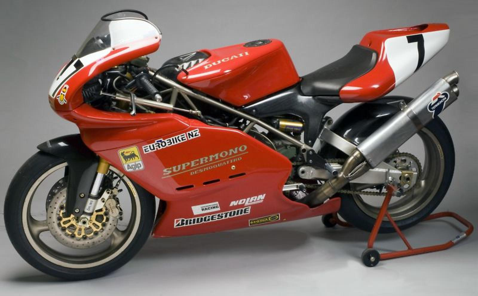 Bimota Supermono 1998 wallpapers #137314