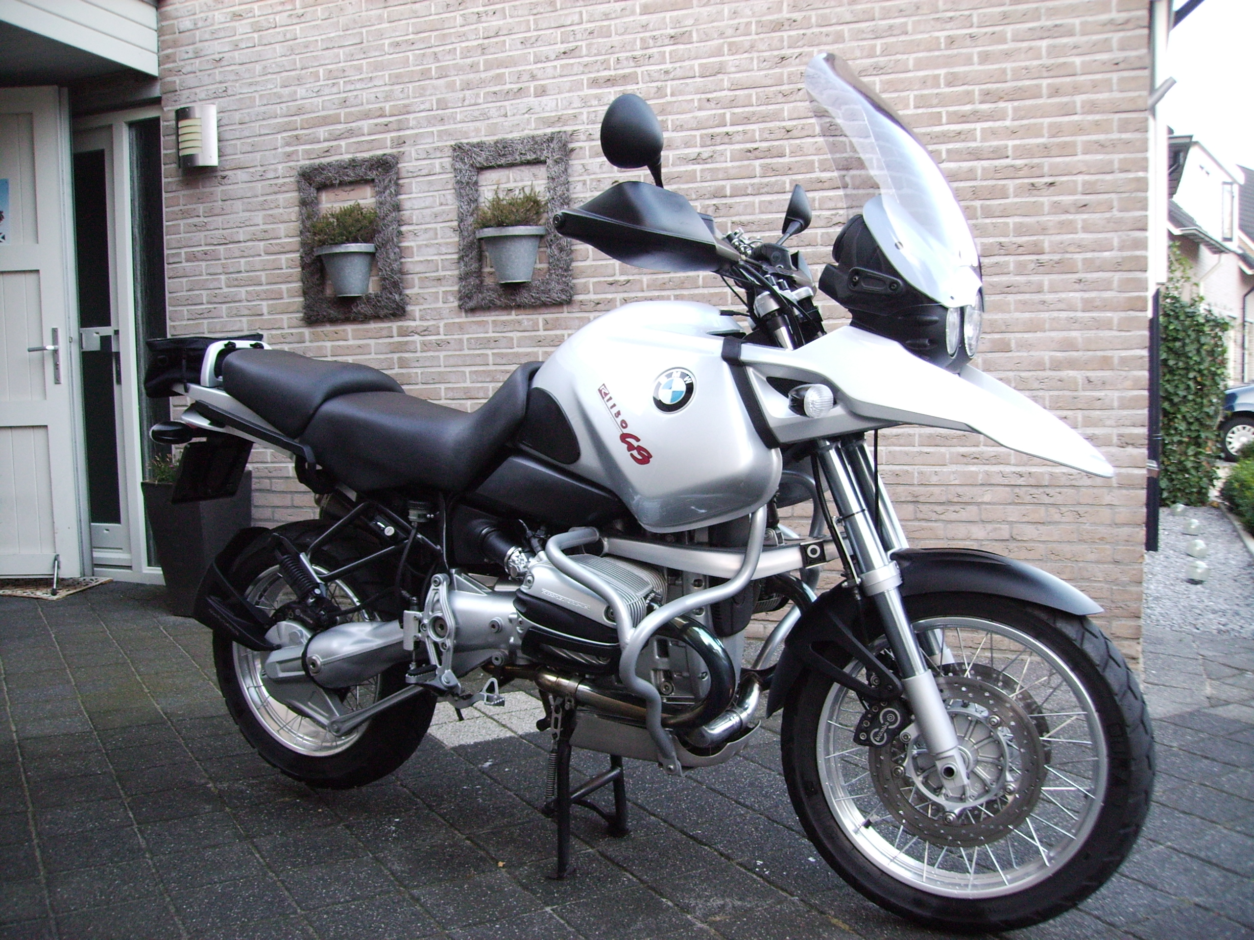 BMW R1150GS 2000 images #160424