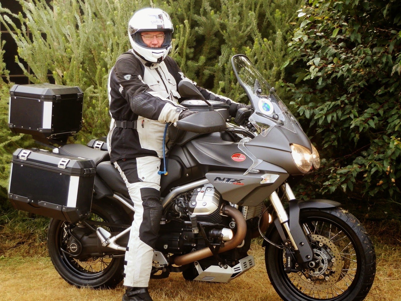 BMW R1200GS Adventure 2015 images #78353
