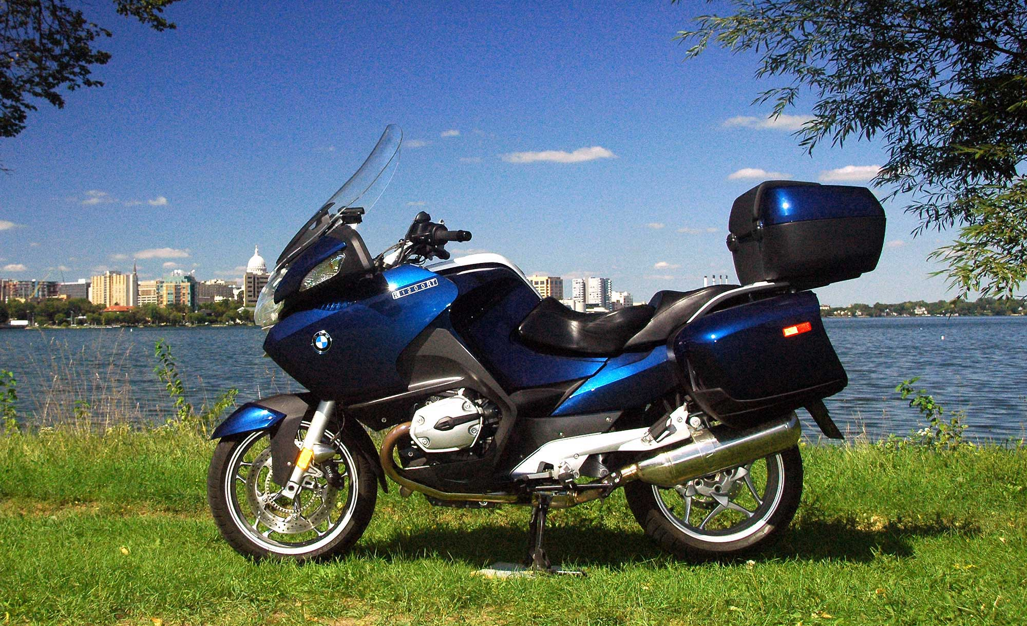 BMW R1200RT 2007 images #17801