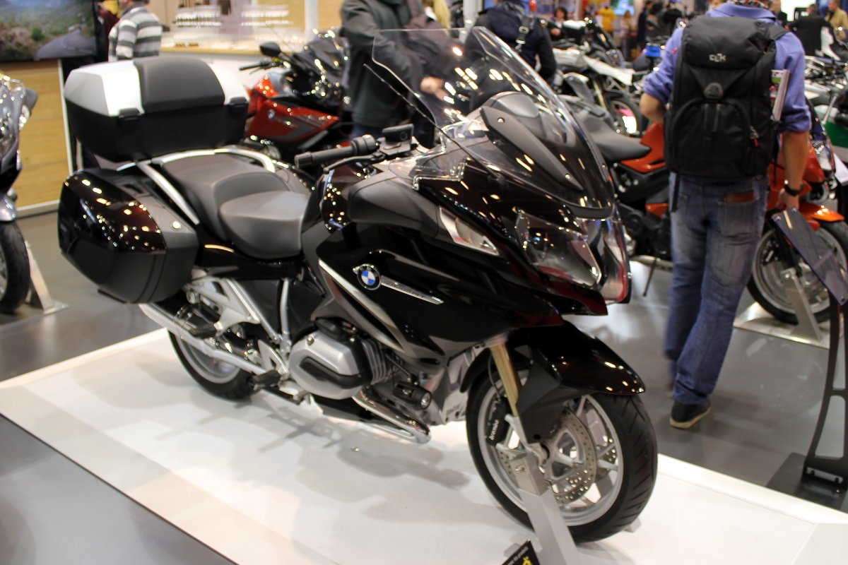 BMW R1200RT 2014 images #9051