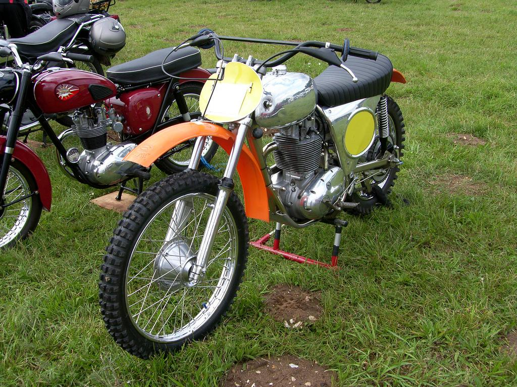 BSA Victor 500-Trail (B-50T) images #65699