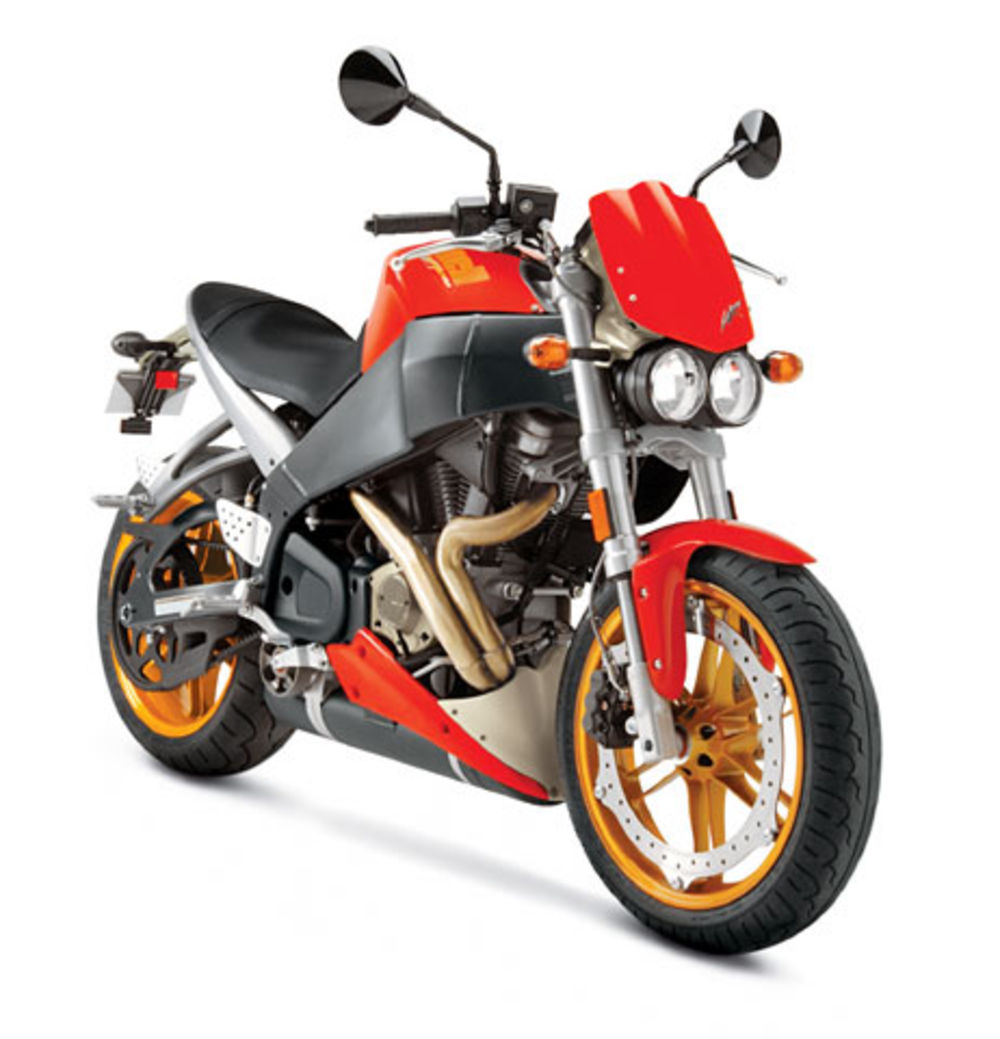 Buell Lightning XB12S 2004 images #93925