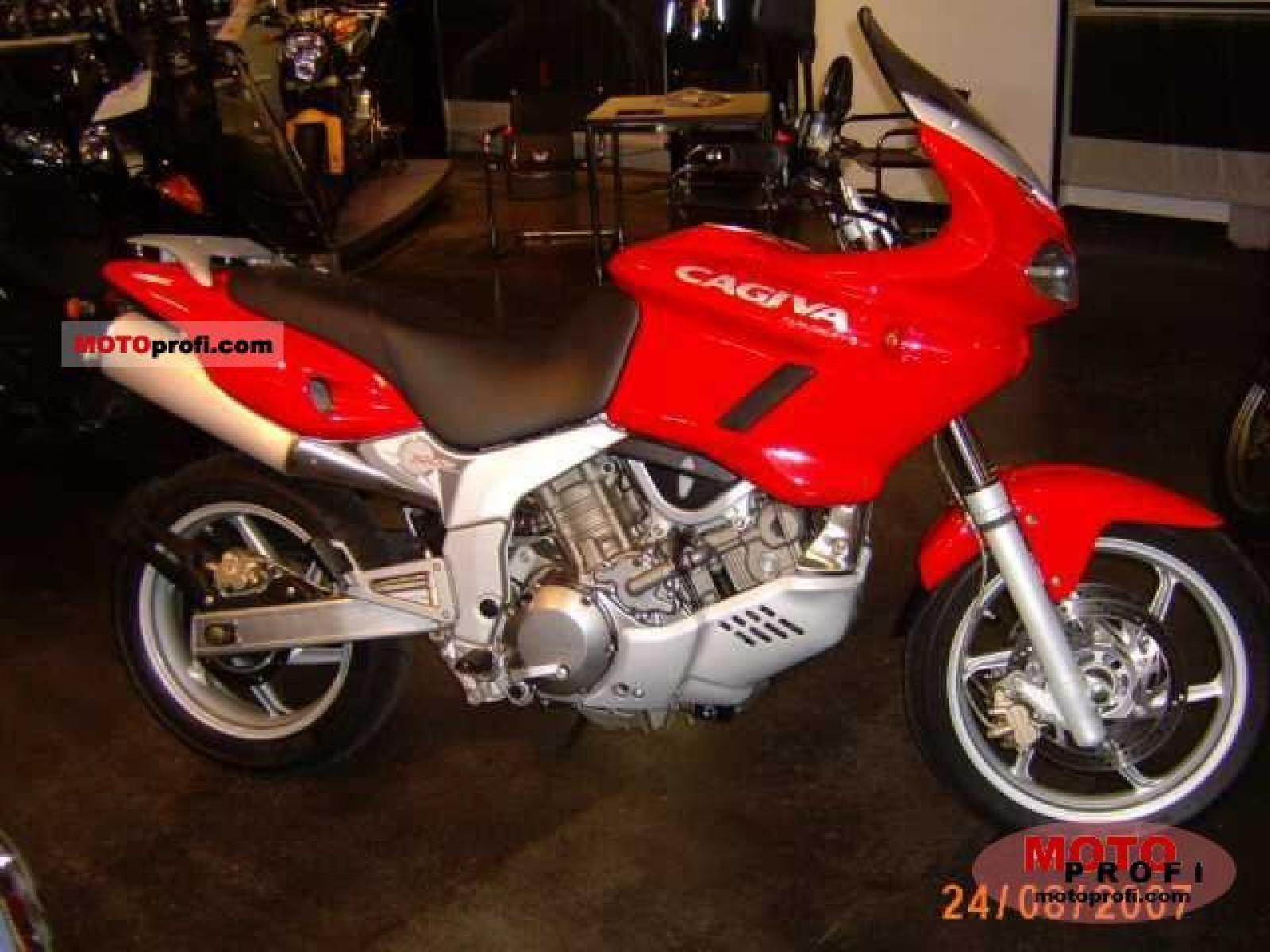 Cagiva Navigator 1000 2004 images #67972