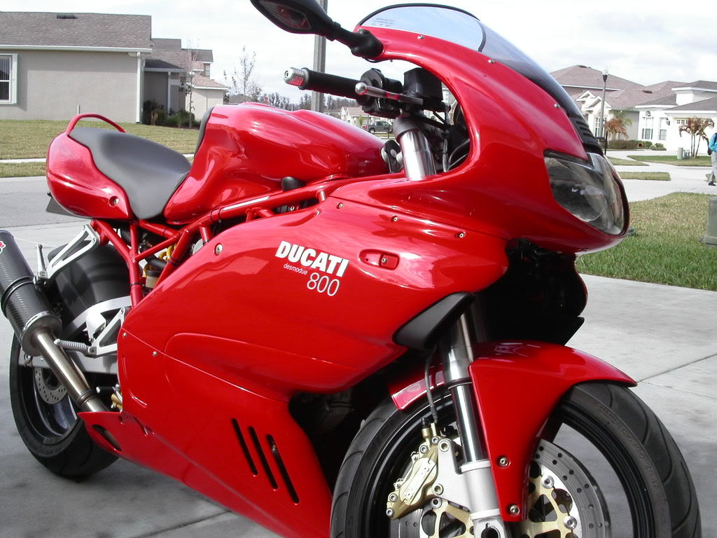 Ducati 800 Sport 2004 wallpapers #17503