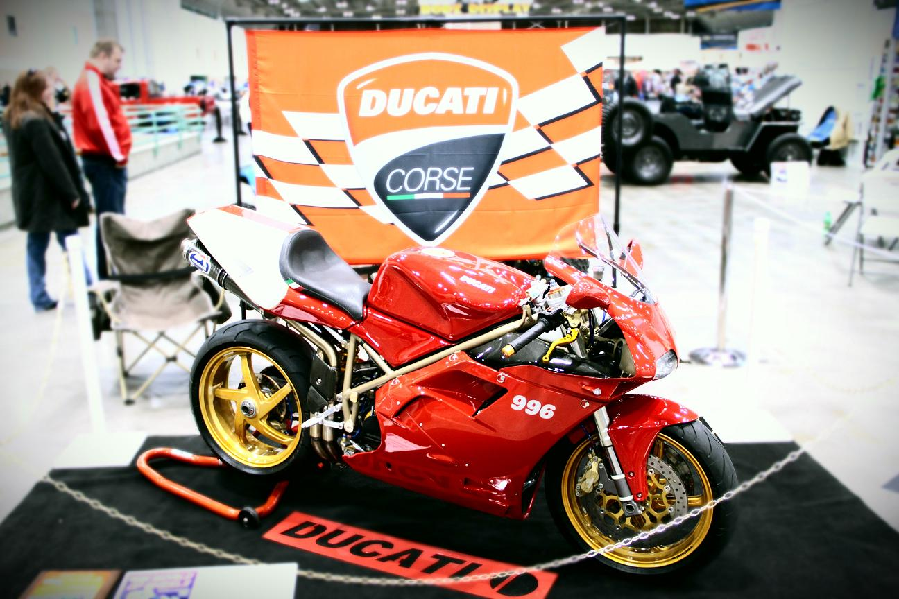 Ducati 996 R wallpapers #11044