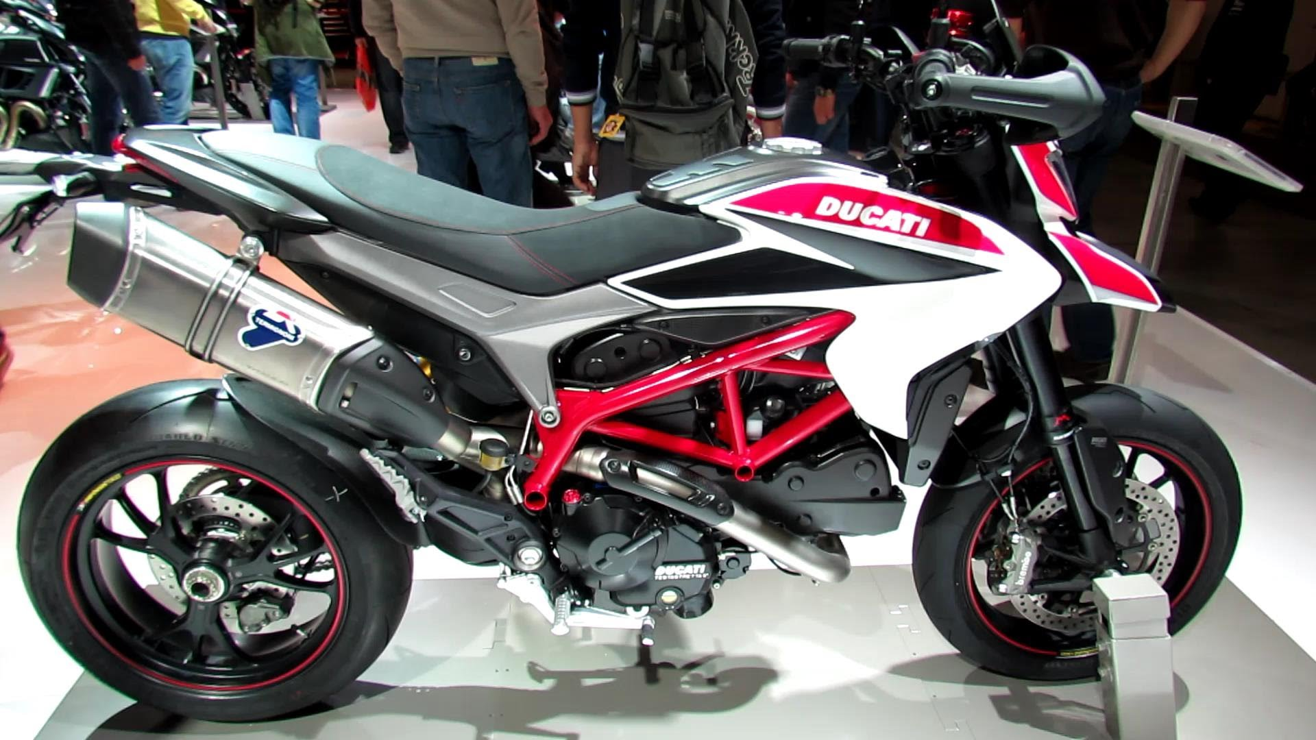 Ducati Hypermotard SP 2015 images #79644