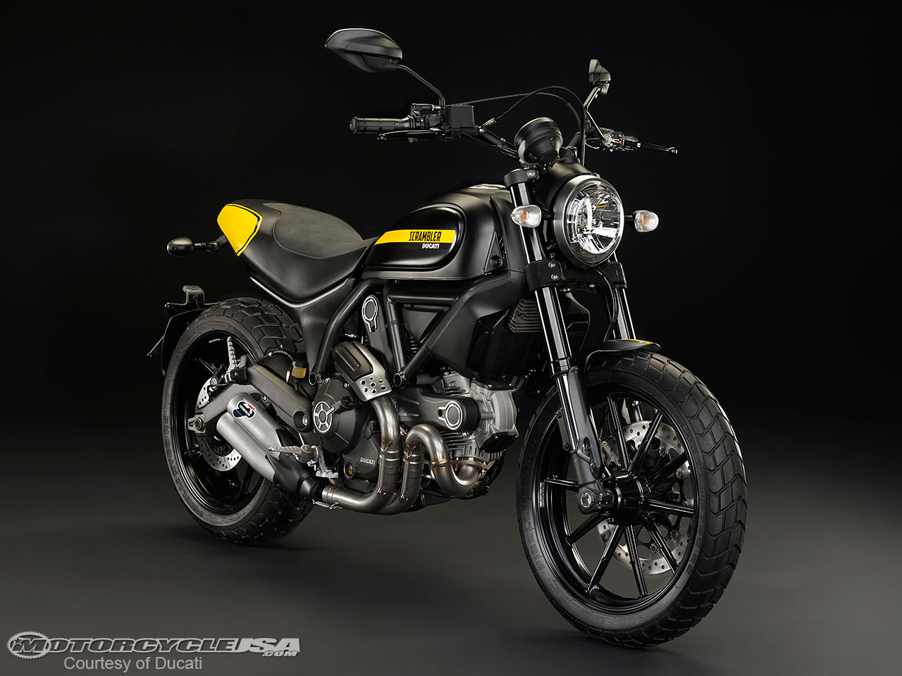 Ducati Scrambler Full Throttle 2015 wallpapers #13428