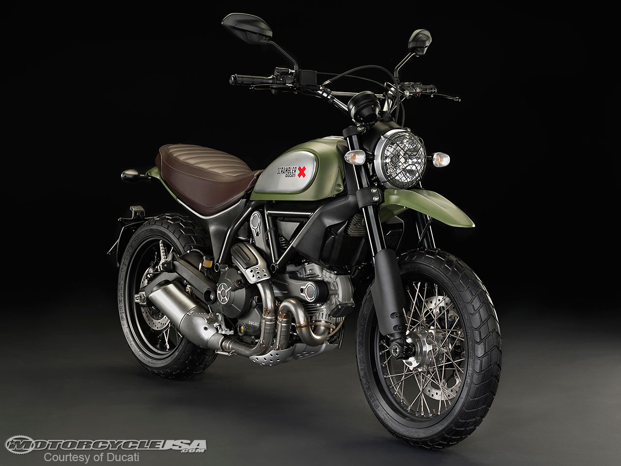 Ducati Scrambler Urban Enduro 2015 wallpapers #13527