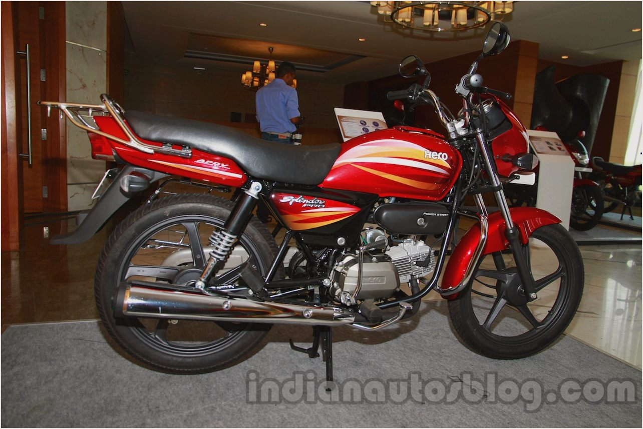 Hero Honda 125 Super Splendor 2008 images #74800