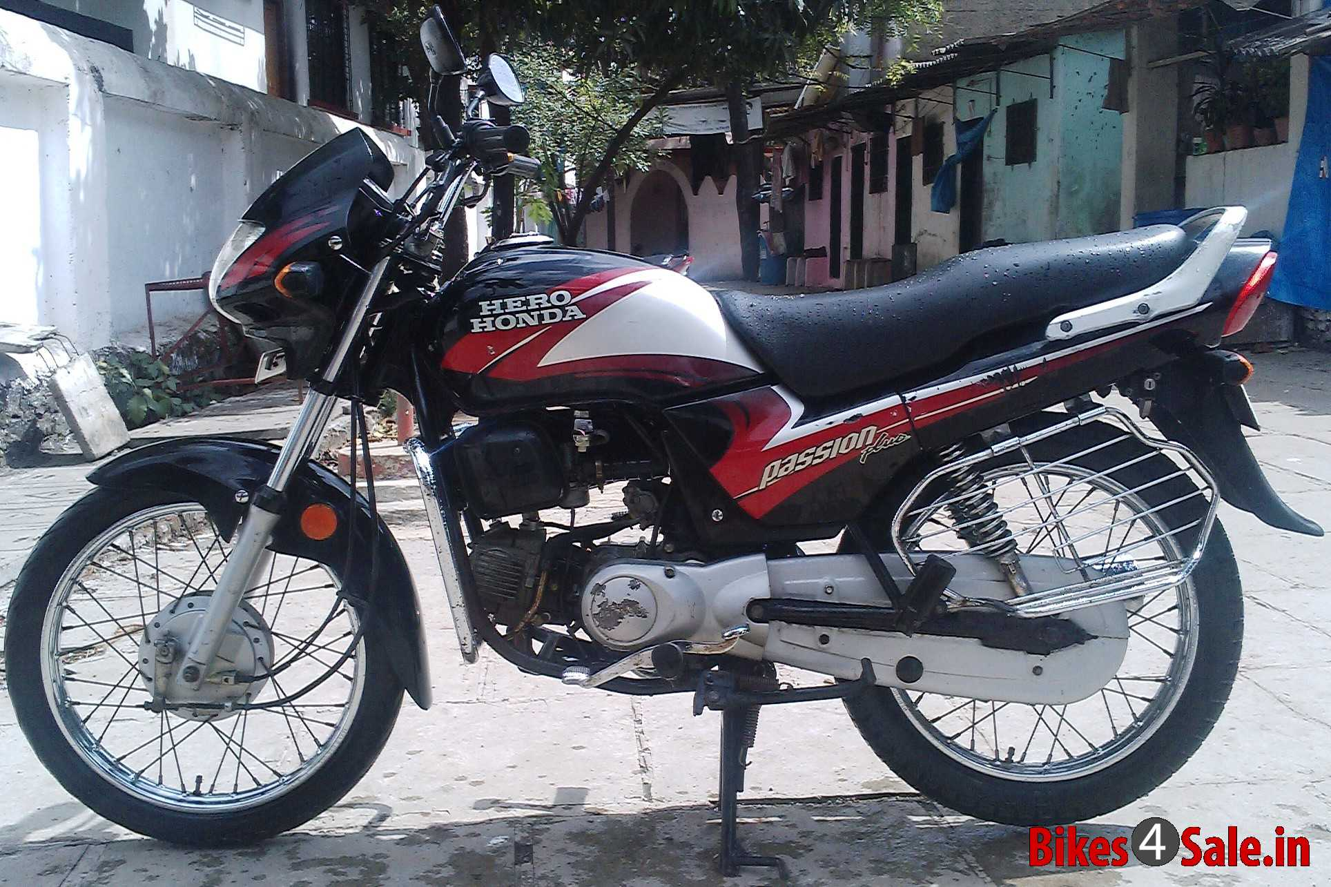 Hero Honda Passion Plus 2007 images #156055