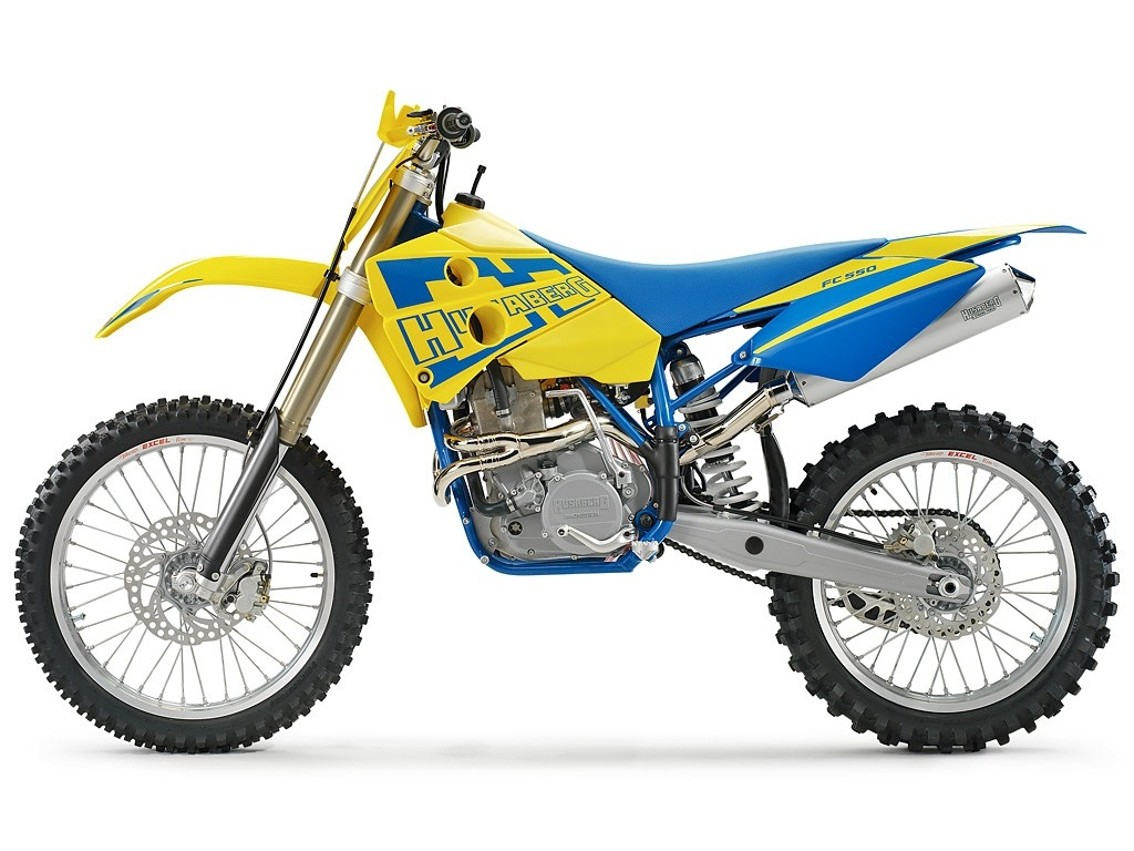 Husaberg FC 550 / 6 wallpapers #137512