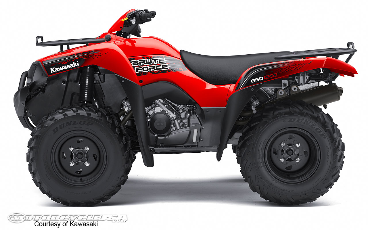 Kawasaki Brute Force 650 4x4 2011 images #86186