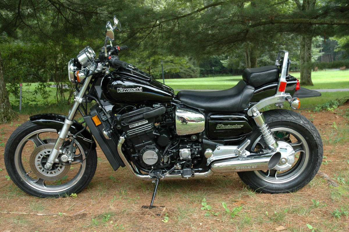 Kawasaki EL 252 Eliminator 2003 images #84500