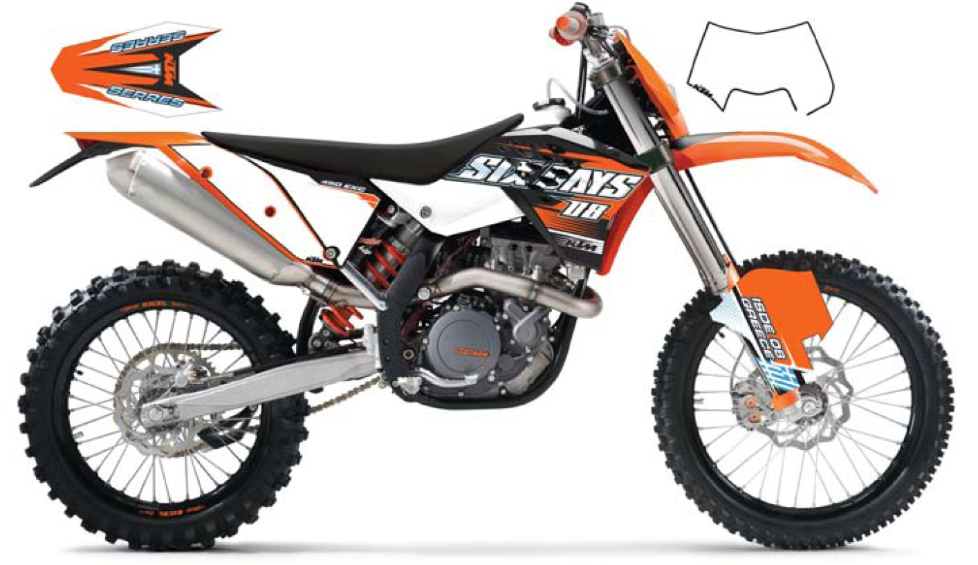 KTM 125 EXC 2010 wallpapers #161316