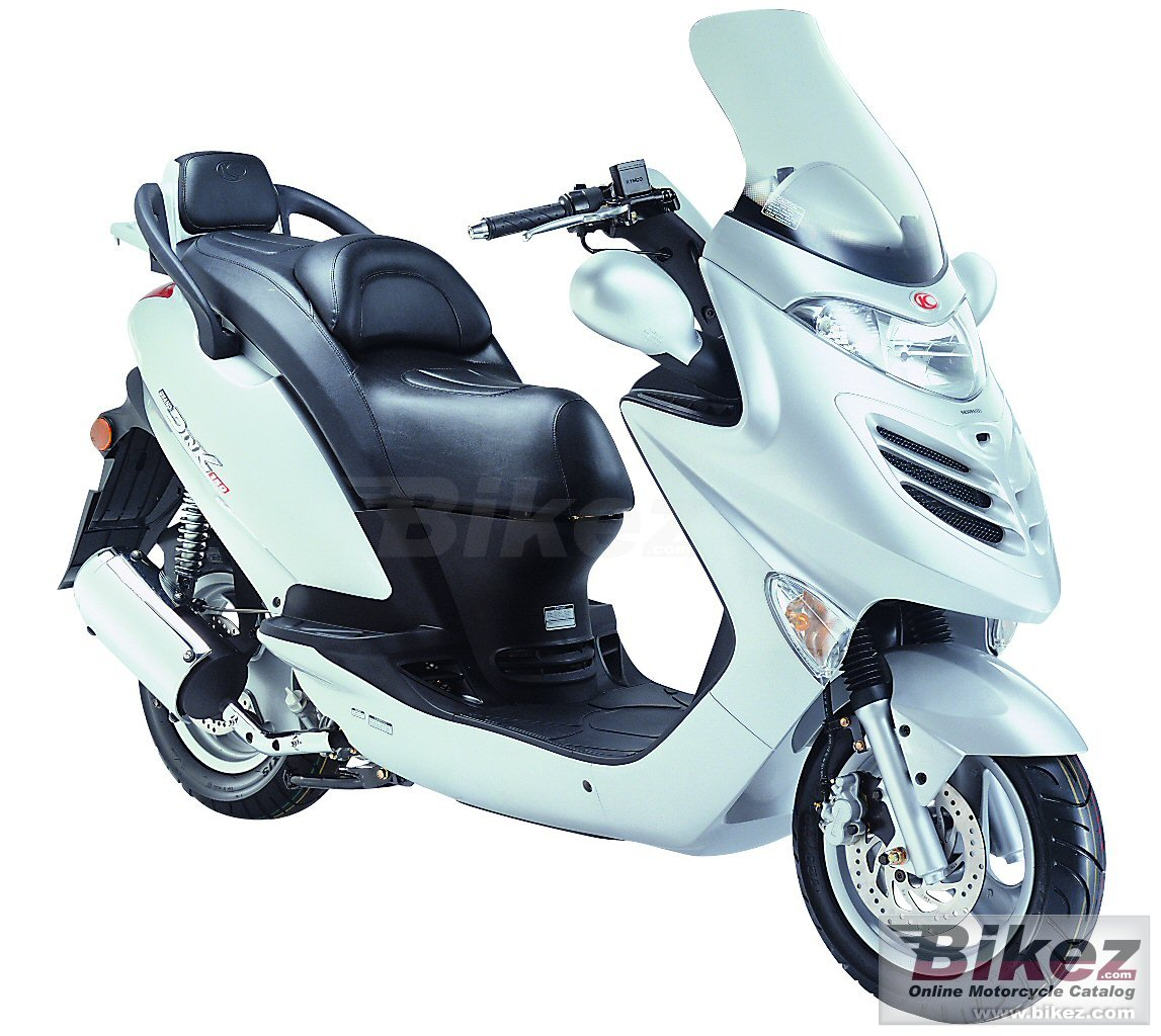 Kymco Movie XL 125 2003 images #101367