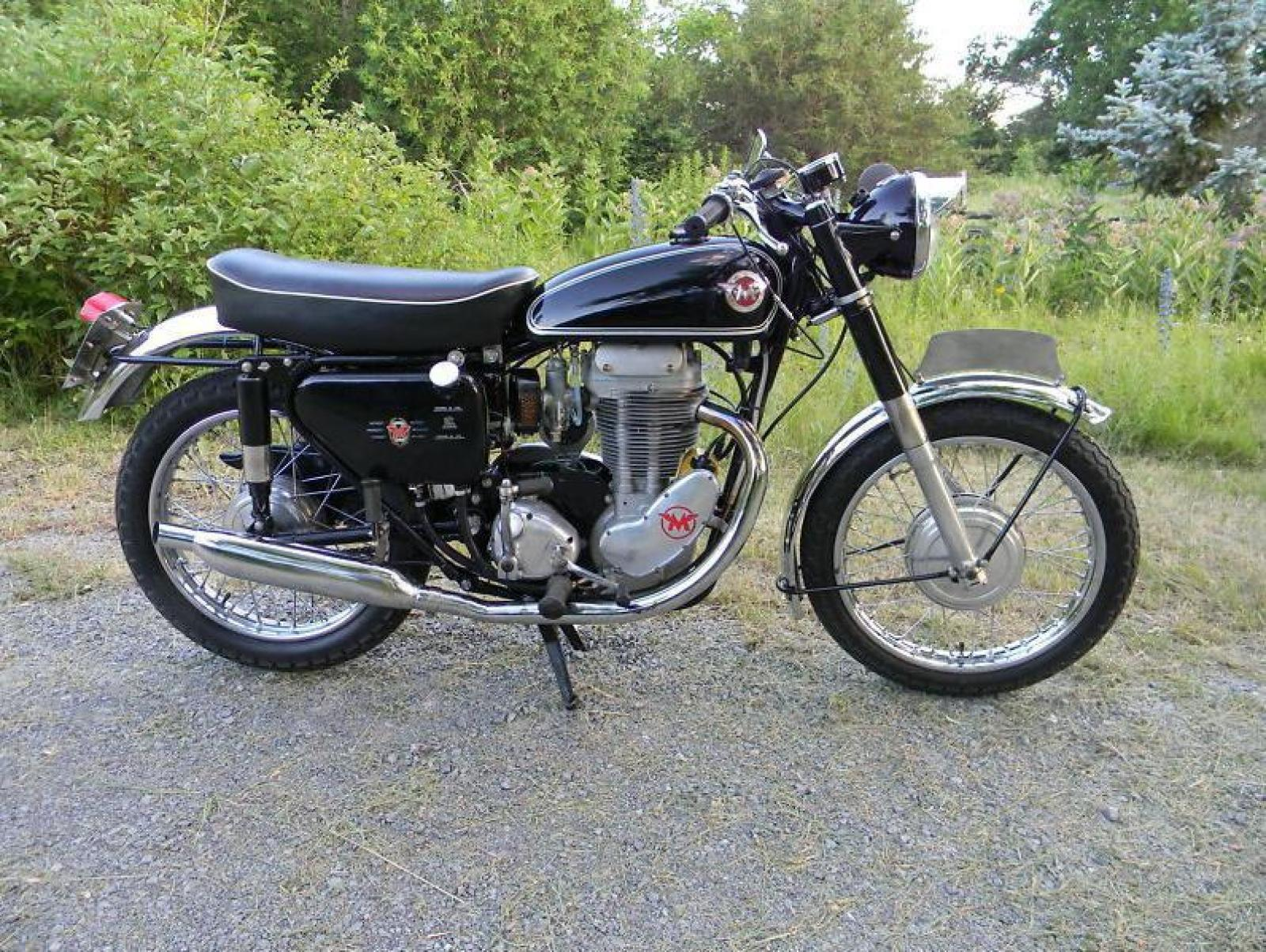 Matchless G 80 K 1989 images #104120