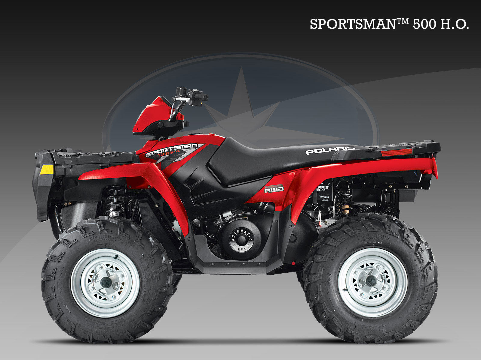 Polaris Sportsman 500 H.O images #120701