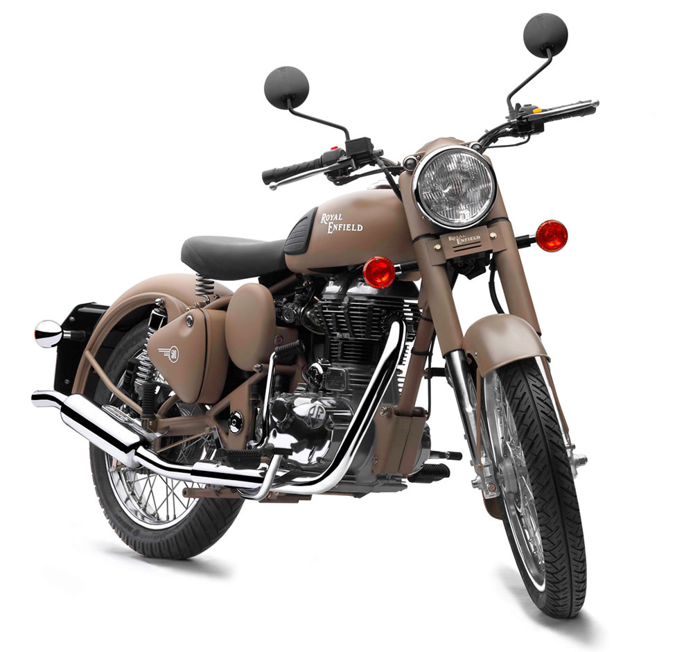 Royal Enfield Bullet 350 Army 1989 images #122472