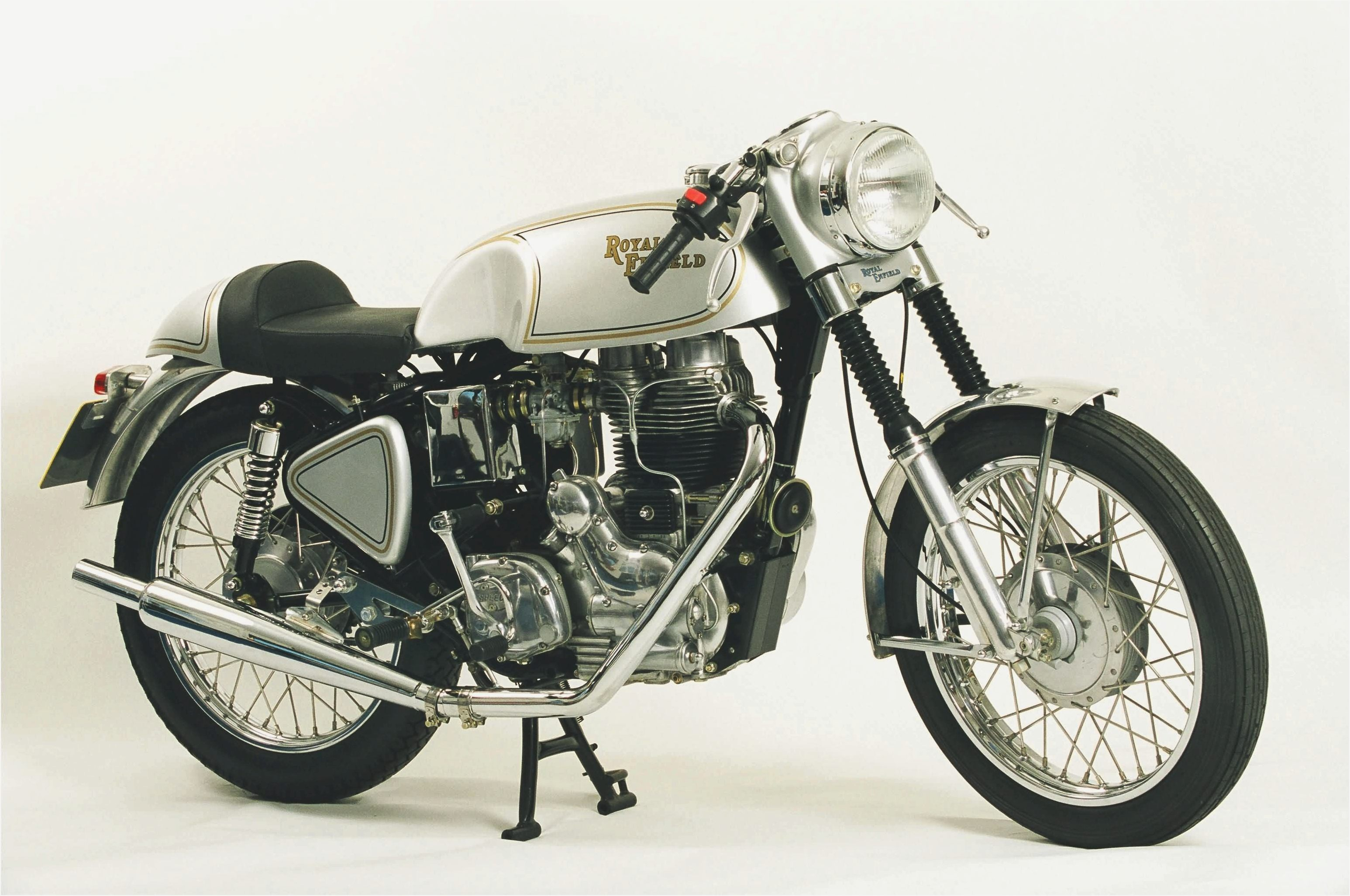 Royal Enfield Bullet 500 S Clubman 2003 images #123067