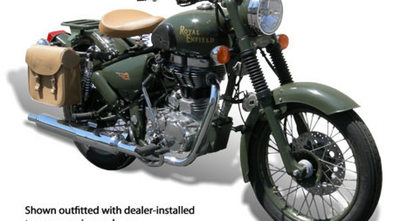 Royal Enfield Bullet G5 Classic EFI images #127315