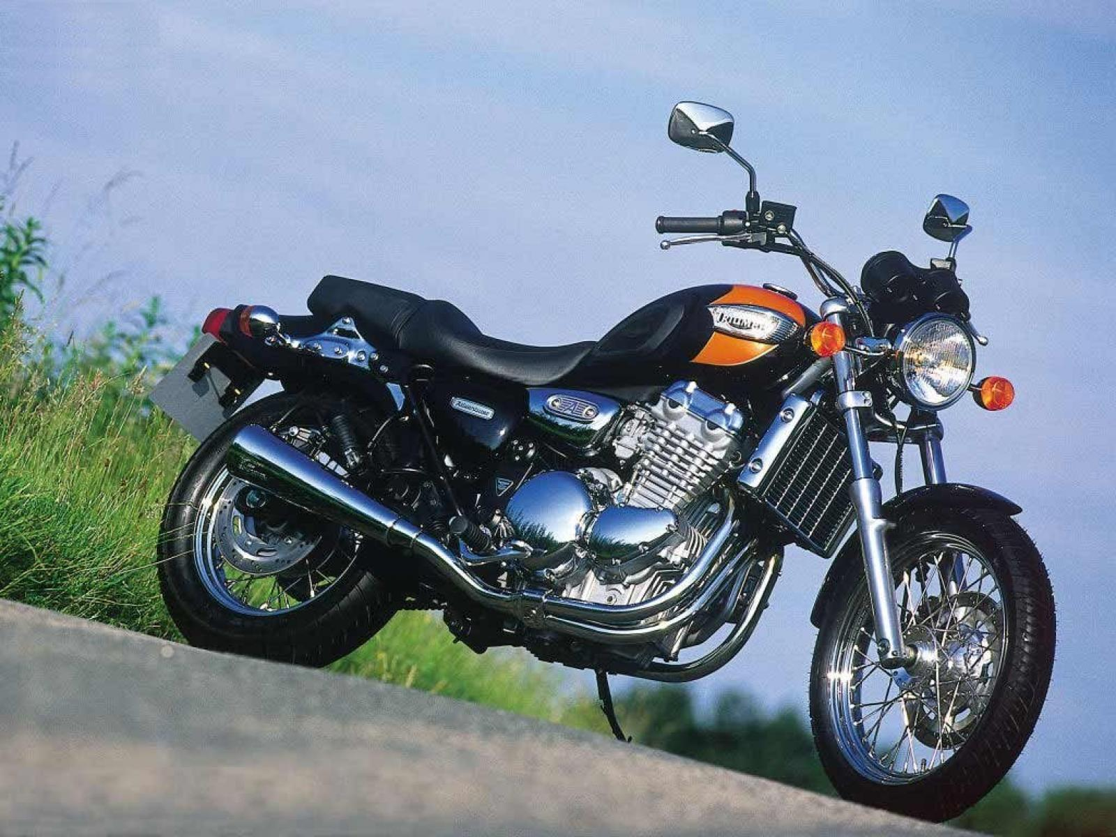 Triumph Adventurer 2001 images #159335
