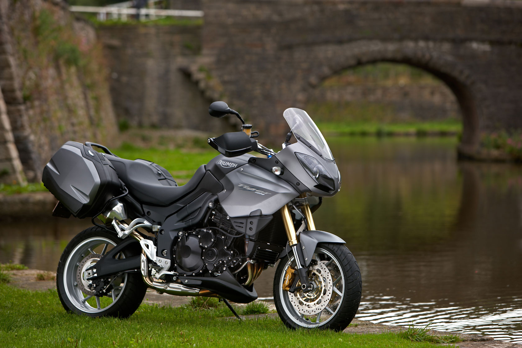 Triumph Tiger Special Edition 2010 images #126641