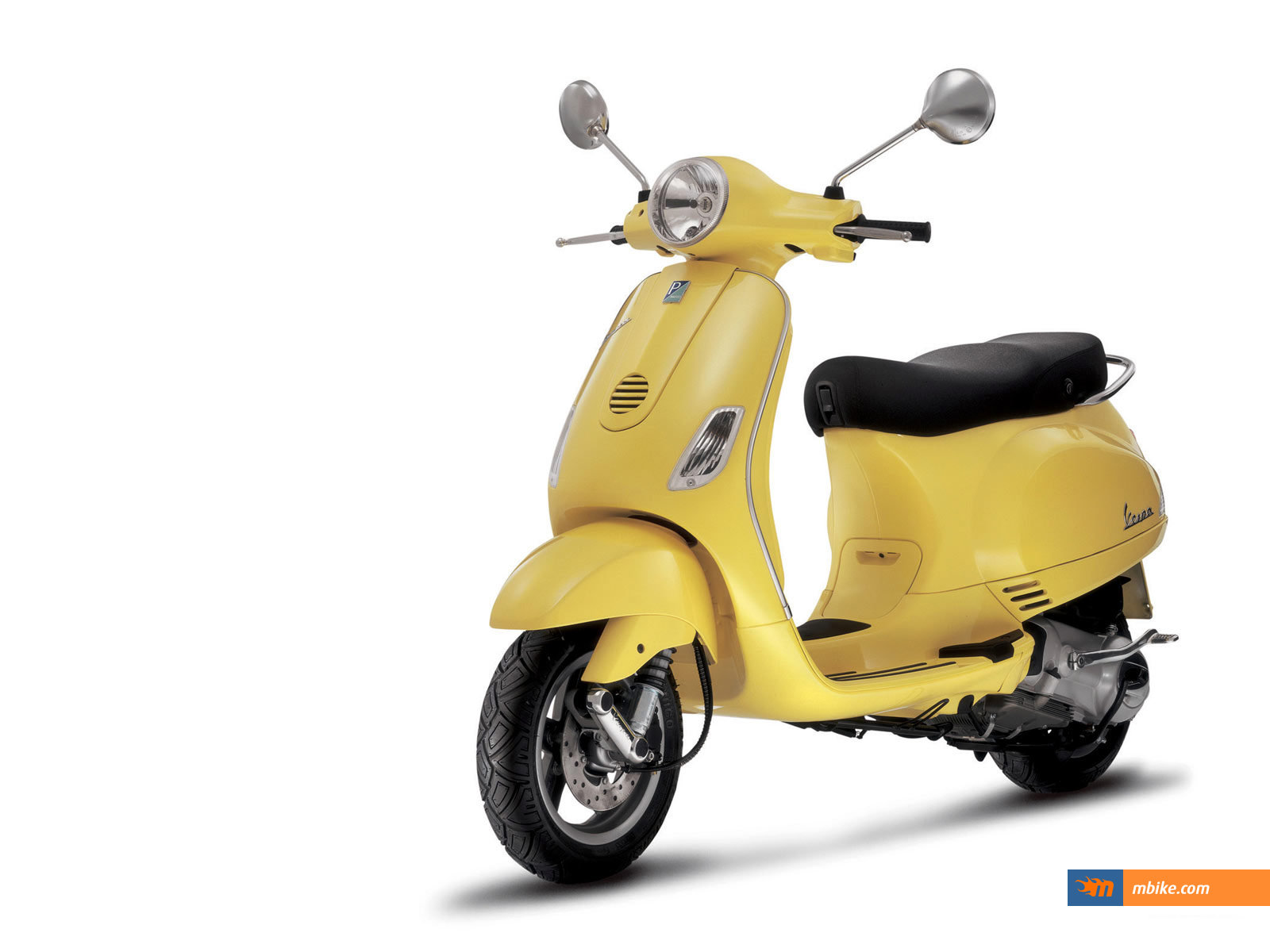 Vespa LXV 125 2007 wallpapers #129581