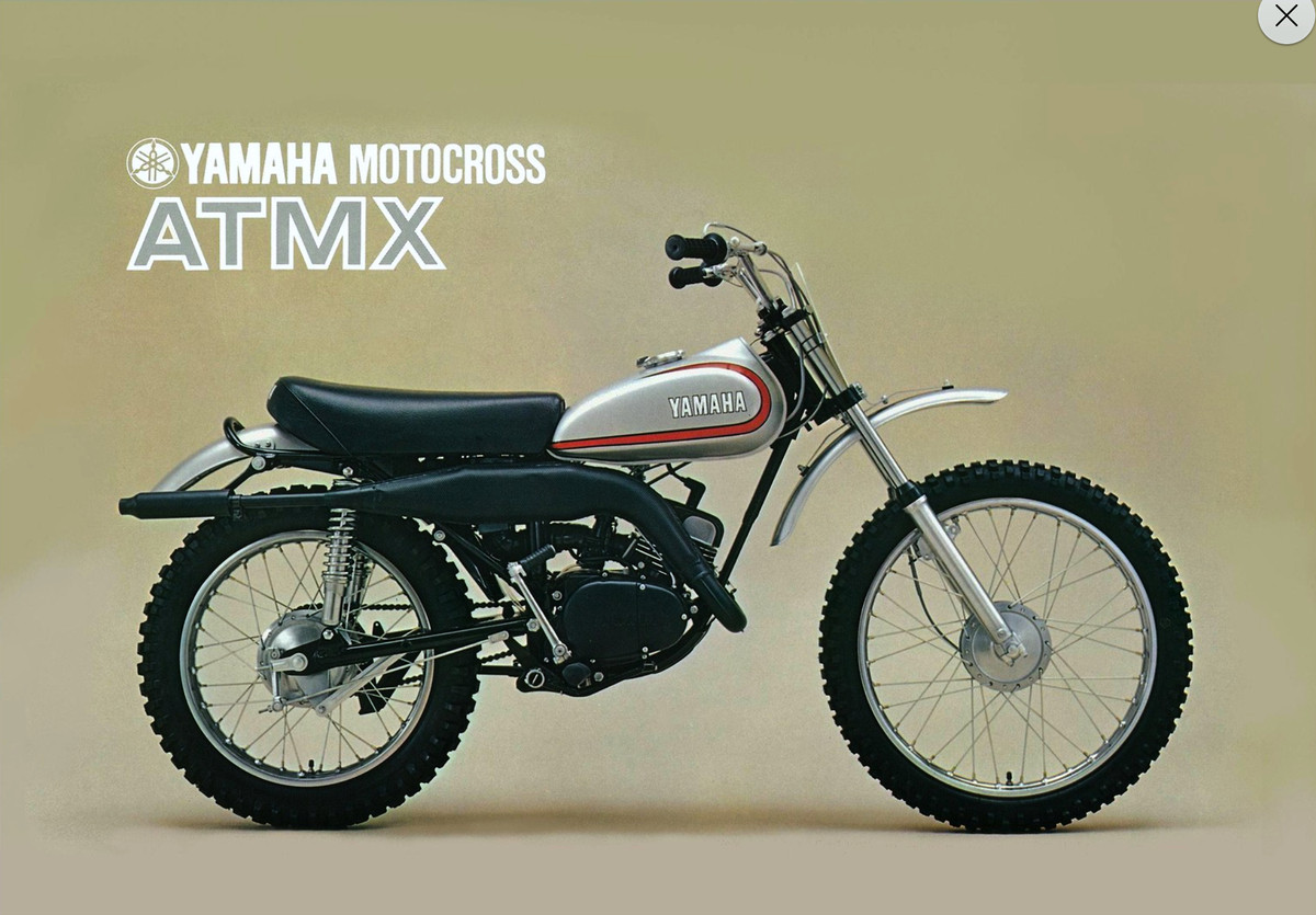 Yamaha AT 125 1970 images #155463