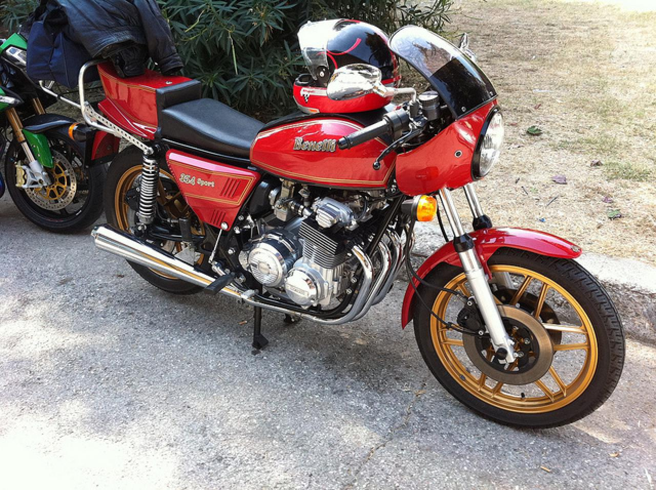 Benelli 350 RS 1979 images #75878